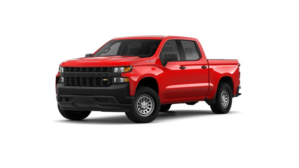 2019 Chevrolet Silverado 1500 Vehicle Photo in Midlothian, VA 23112