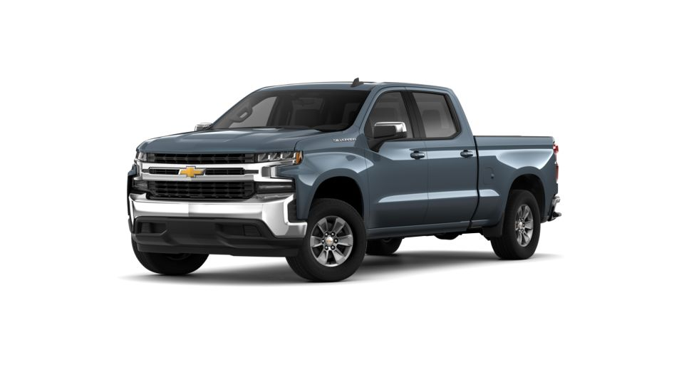 2019 Shadow Gray Metallic Chevrolet Silverado 1500 Crew ...