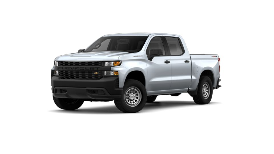 2019 Chevrolet Silverado 1500 Vehicle Photo in Evansville, IN 47715