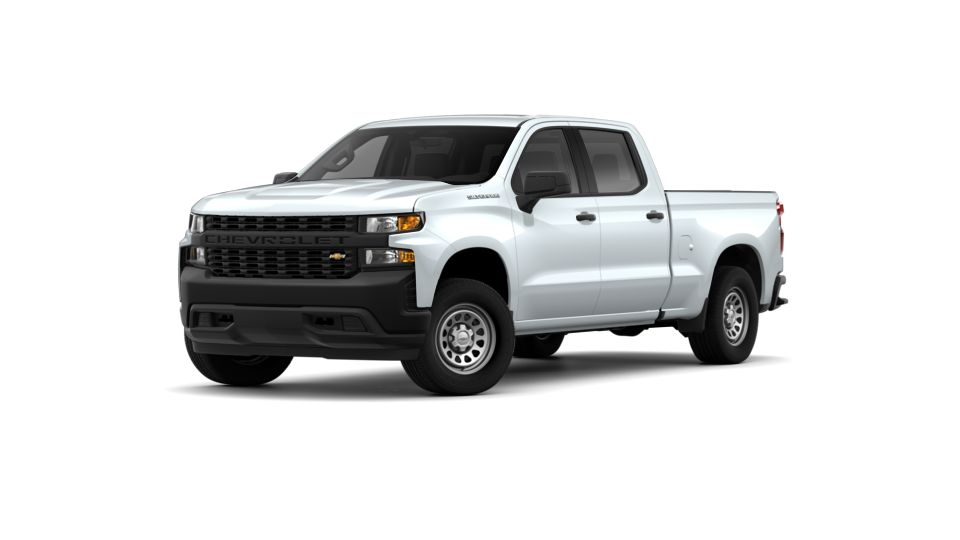 2019 Chevrolet Silverado 1500 Vehicle Photo in Puyallup, WA 98371