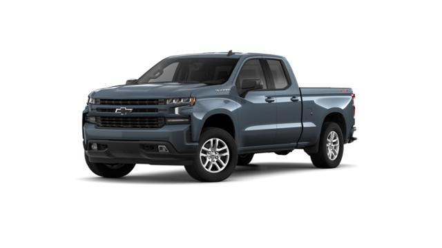 New Chevrolet Silverado 1500 Shadow Gray Metallic For Sale Near