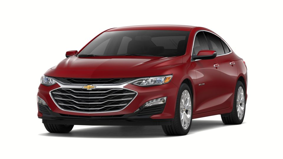 2019 Chevrolet Malibu Vehicle Photo in Greensboro, NC 27407