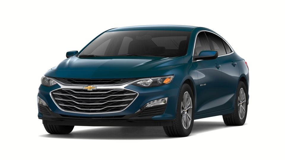 2019 Chevrolet Malibu Vehicle Photo in Reese, MI 48757