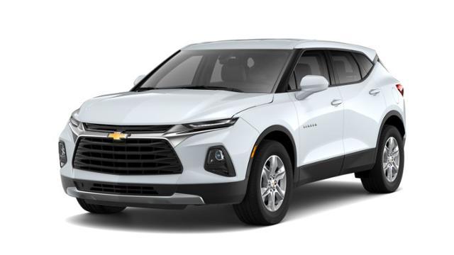 New Suv 2019 Summit White Chevrolet Blazer Fwd For Sale In
