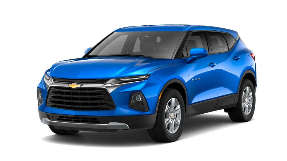 2019 Chevrolet Blazer Vehicle Photo in Freeland, MI 48623