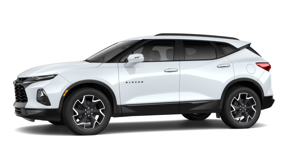 New 2019 Summit White Chevrolet Blazer AWD RS For Sale in ...
