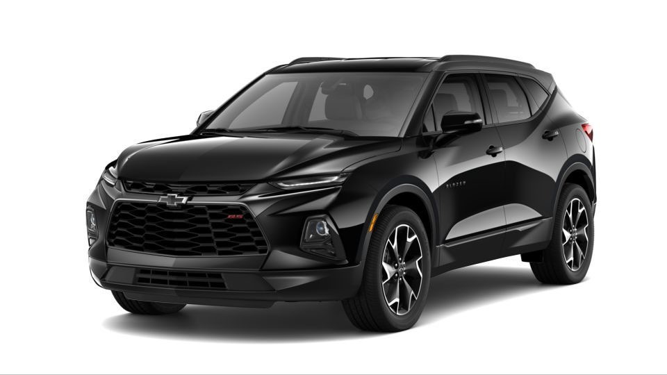 2019 Chevrolet Blazer Vehicle Photo in Minocqua, WI 54548