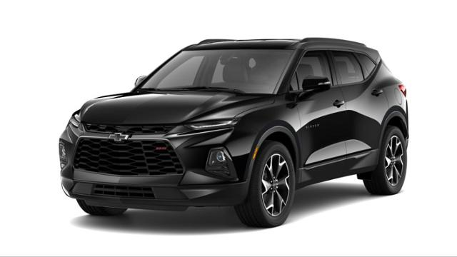 2019 Chevrolet Blazer Near Buffalo At Bob Johnson Gm