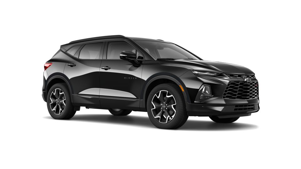 The 2019 Chevrolet Blazer For Sale At John Hiester