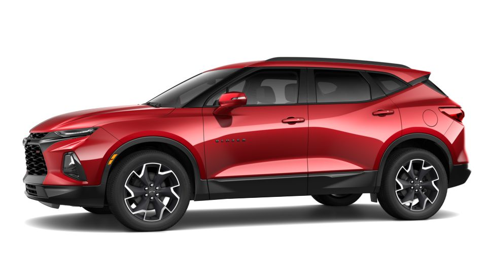 New Cajun Red Tintcoat 2019 Chevrolet Blazer AWD RS for Sale in Colmar, PA - Bergey's Chevrolet ...