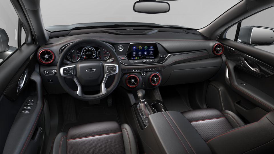 New 2019 Summit White Chevrolet Blazer AWD RS For Sale in Oregon | 3GNKBJRS0KS578339