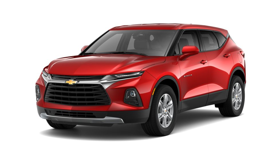 2019 Chevrolet Blazer Vehicle Photo in San Antonio, TX 78249
