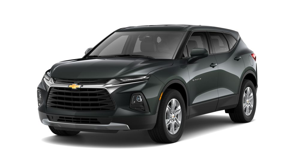 2019 Chevrolet Blazer Vehicle Photo in Massena, NY 13662
