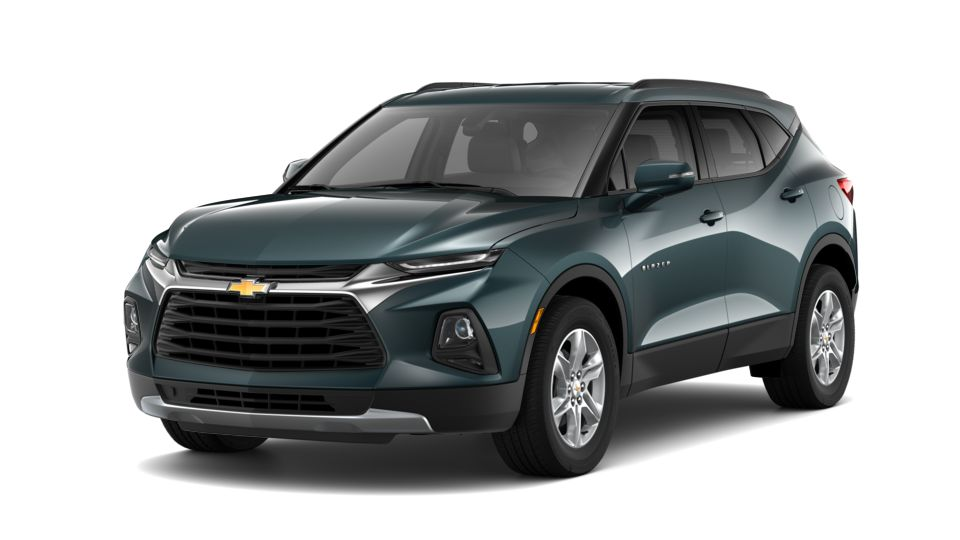 2019 Chevrolet Blazer Vehicle Photo in Manhattan, KS 66502