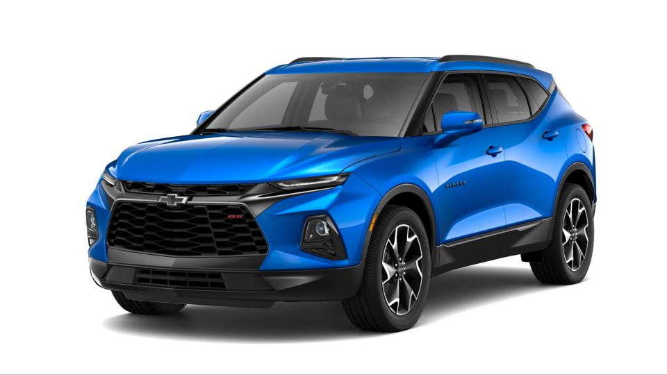 2019 Chevrolet Blazer Vehicle Photo in Plainfield, IL 60586-5132