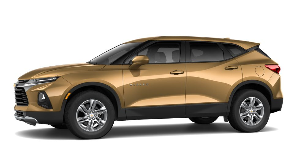 Sunlit Bronze Metallic 2019 Chevrolet Blazer for sale Near Me