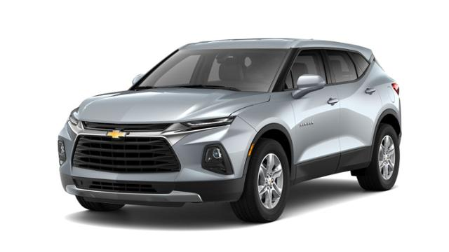 2019 Chevrolet Blazer In Silver Ice Metallic For Sale In Clinton