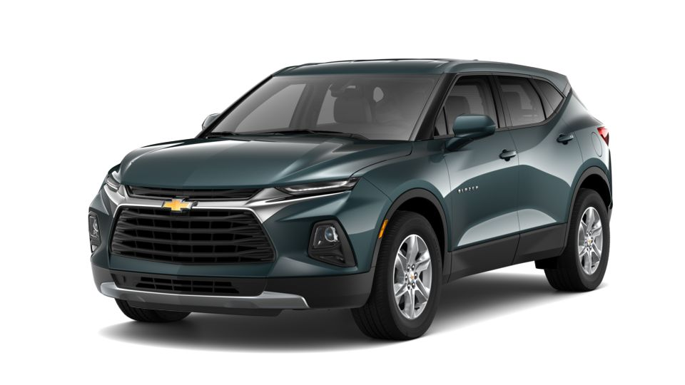 New Graphite Metallic 2019 Chevrolet Blazer FWD for Sale ...