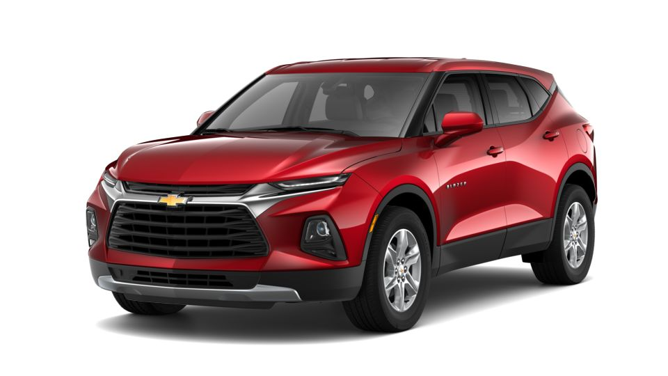 2019 Chevrolet Blazer Vehicle Photo in Midland, TX 79703