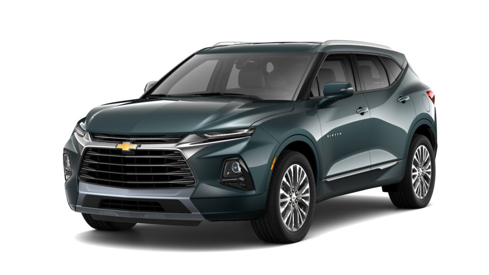 2019 Chevrolet Blazer Vehicle Photo in Arlington, TX 76017
