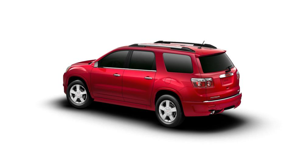 crystal red tintcoat 2012 gmc acadia awd 4dr denali for sale in pittsburgh 1005a. Black Bedroom Furniture Sets. Home Design Ideas