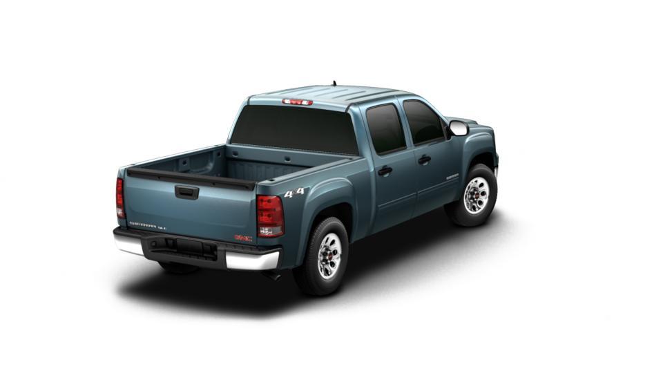 Woodbury Stealth Gray Metallic 2012 GMC Sierra 1500: Used ...