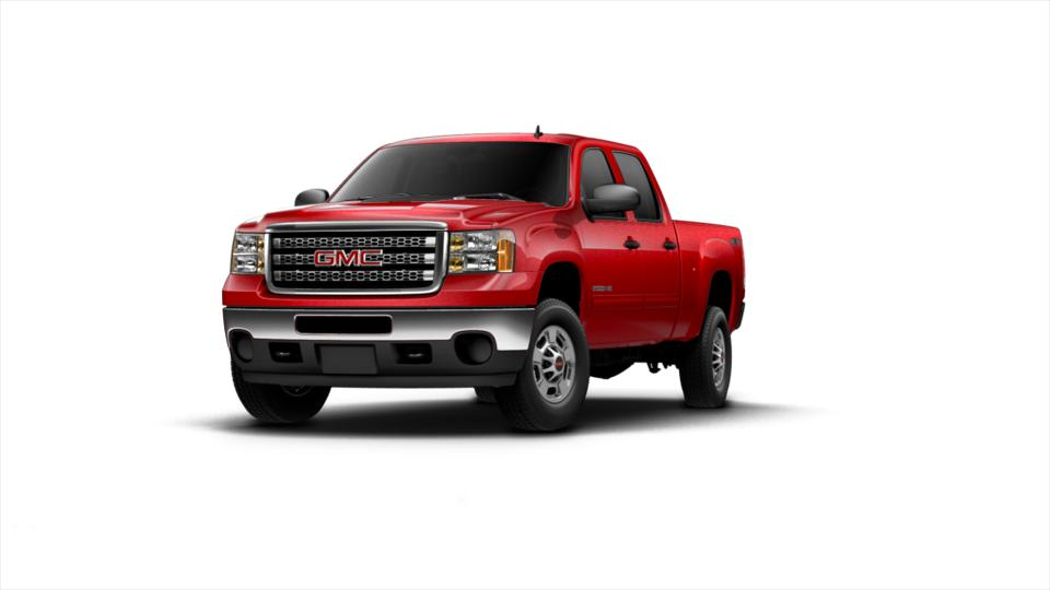 2013 GMC Sierra 2500HD Vehicle Photo in Ellwood City, PA 16117