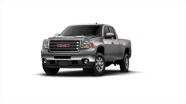 2013 Used Gmc Sierra 2500hd Slt Extended Cab Pickup 4x4 Levittown
