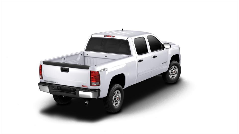 Used 2014 Summit White Gmc Sierra 2500hd Sle For Sale In