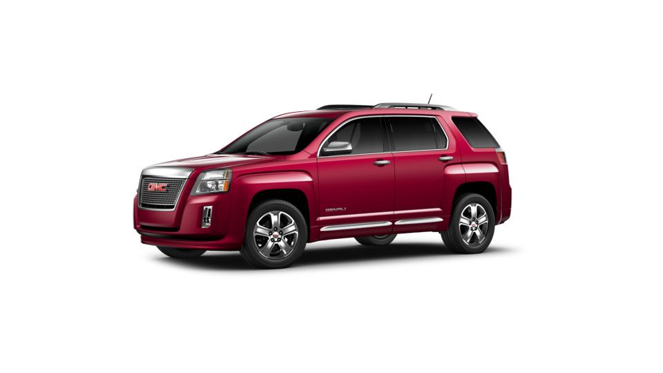 Loveland Crystal Red Tint 2015 GMC Terrain: Used Suv for ...