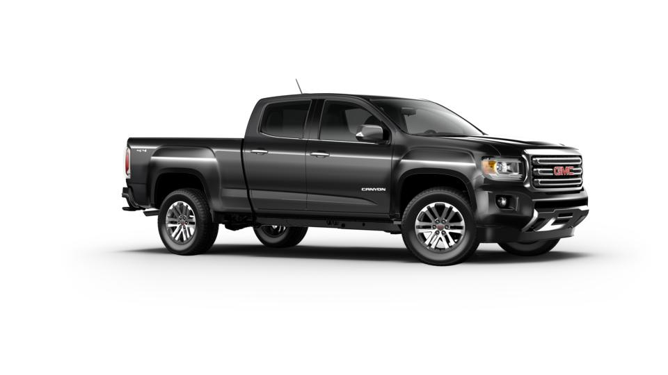 Used 2015 Onyx Black GMC Canyon Truck for Sale in McKenna