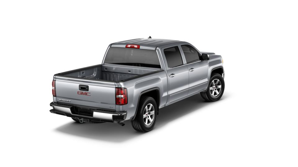 Used Quicksilver Metallic 2015 Gmc Sierra 1500 For Sale In