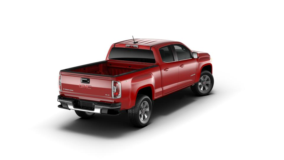 westborough copper red metallic 2016 gmc canyon used. Black Bedroom Furniture Sets. Home Design Ideas