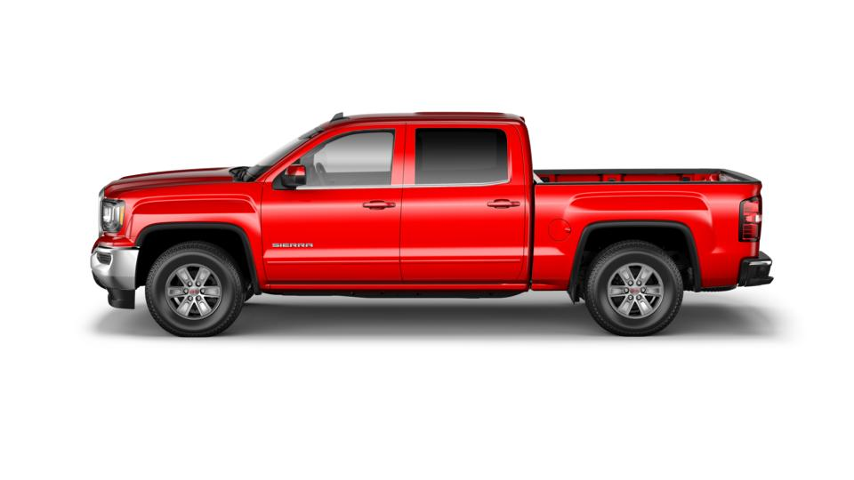 certified red 2016 gmc sierra 1500 crew cab short box 2 wheel drive sle for sale eagle pass tx. Black Bedroom Furniture Sets. Home Design Ideas