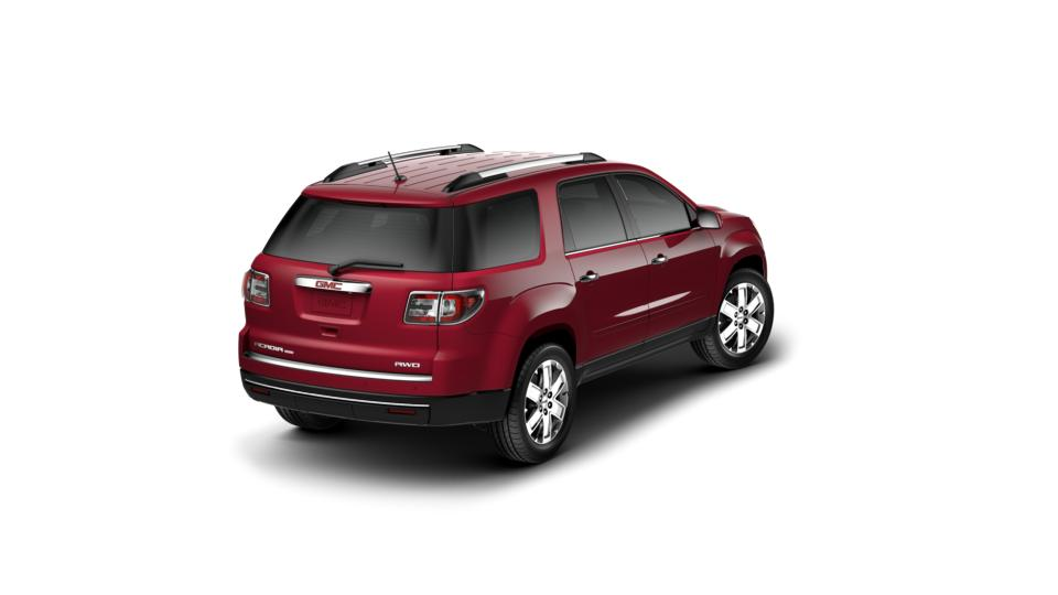 New 2017 Gmc Acadia Limited From Your El Paso Tx
