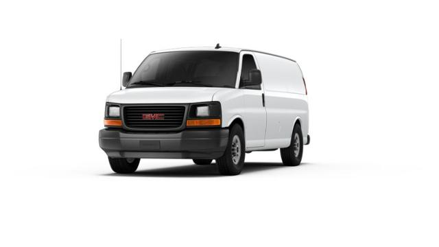 2017 Gmc Savana Cargo Van Vehicle Photo In Forest City Nc 28043