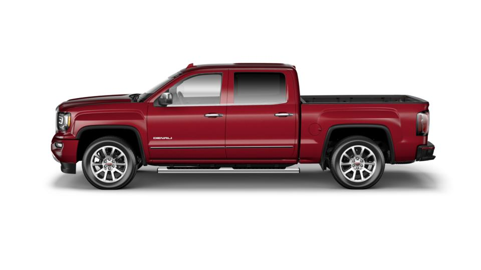 Lawrence Hall Abilene >> Abilene Crimson Red 2017 GMC Sierra 1500: New Truck for Sale - H2746