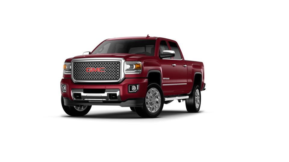 2017 GMC Sierra 2500HD Vehicle Photo in McKinney, TX 75070