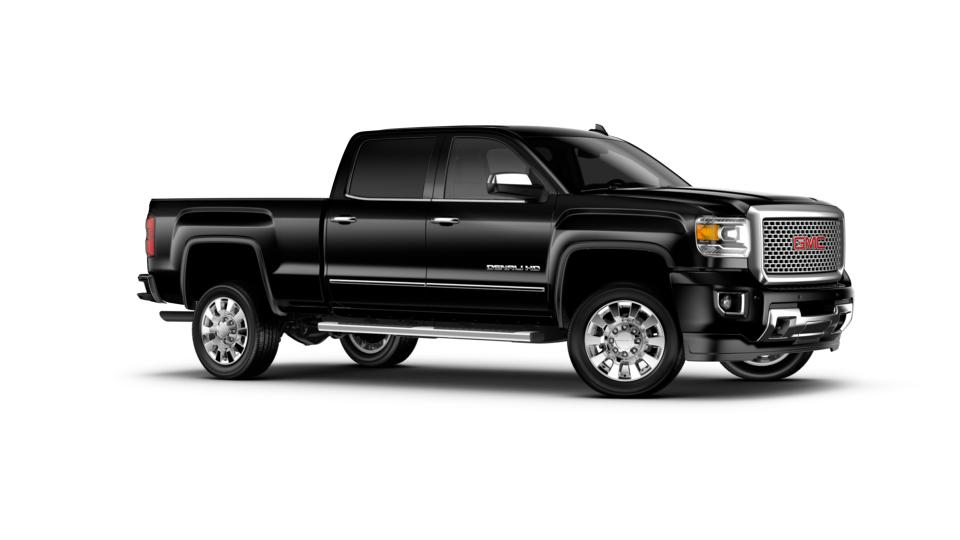 Buick Accessories Springfield >> North Springfield Onyx Black 2017 GMC Sierra 2500HD: Used Truck for Sale - ST18580A