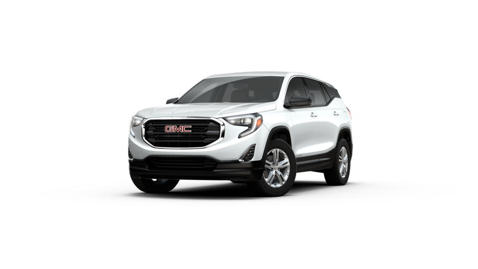 2018 GMC Terrain Vehicle Photo in Visalia, CA 93292