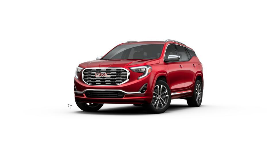 2018 GMC Terrain Vehicle Photo in Helena, MT 59601