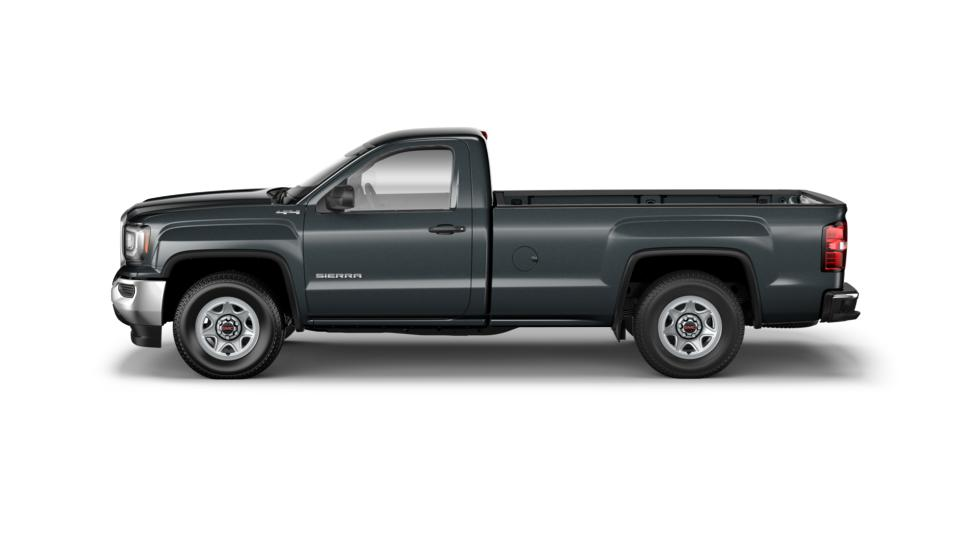 Ellsworth Gmc Accessories >> New 2018 GMC Sierra 1500 Regular Cab Long Box 4-Wheel Drive for Sale in Bangor | Near Hermon ME ...