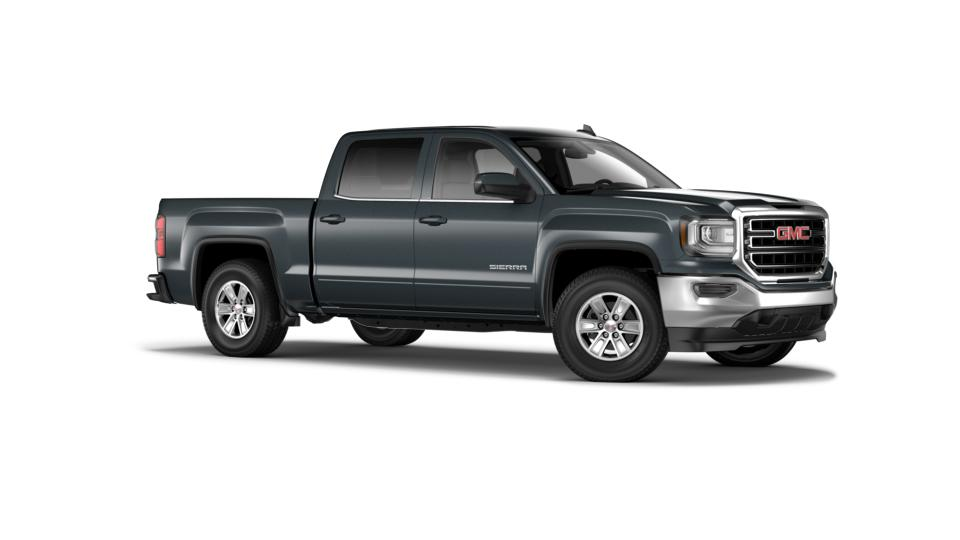 new gray 2018 gmc sierra 1500 crew cab short box 2 wheel drive sle for sale eagle pass tx. Black Bedroom Furniture Sets. Home Design Ideas