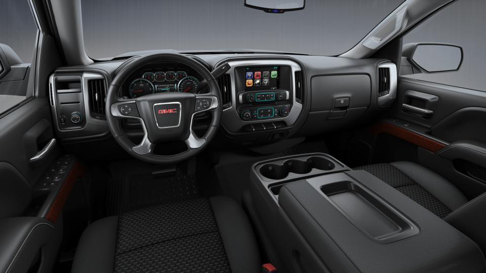 New Summit White 2018 Gmc Sierra 1500 Double Cab Standard