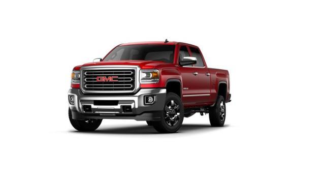 Houston Cardinal Red 2018 GMC Sierra 2500HD: New Truck for Sale