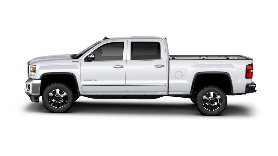 Anaheim Gaz Summit White 2018 GMC Sierra 2500HD: New Truck ...