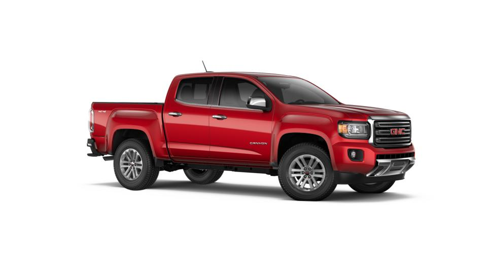 New 2018 Gmc Canyon Crew Cab Short Box 4 Wheel Drive Slt