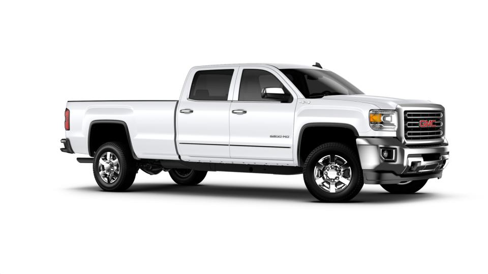 New 2019 Summit White GMC Sierra 2500HD For Sale in Monroe, NC - Griffin Buick GMC