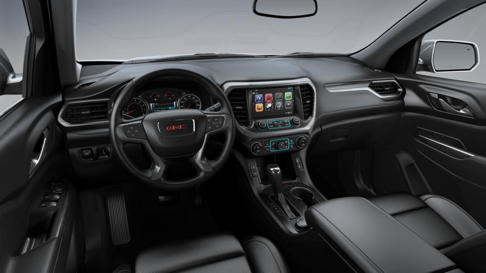 Ebony Twilight Metallic 2019 GMC Acadia AWD SLT-1 for Sale ...