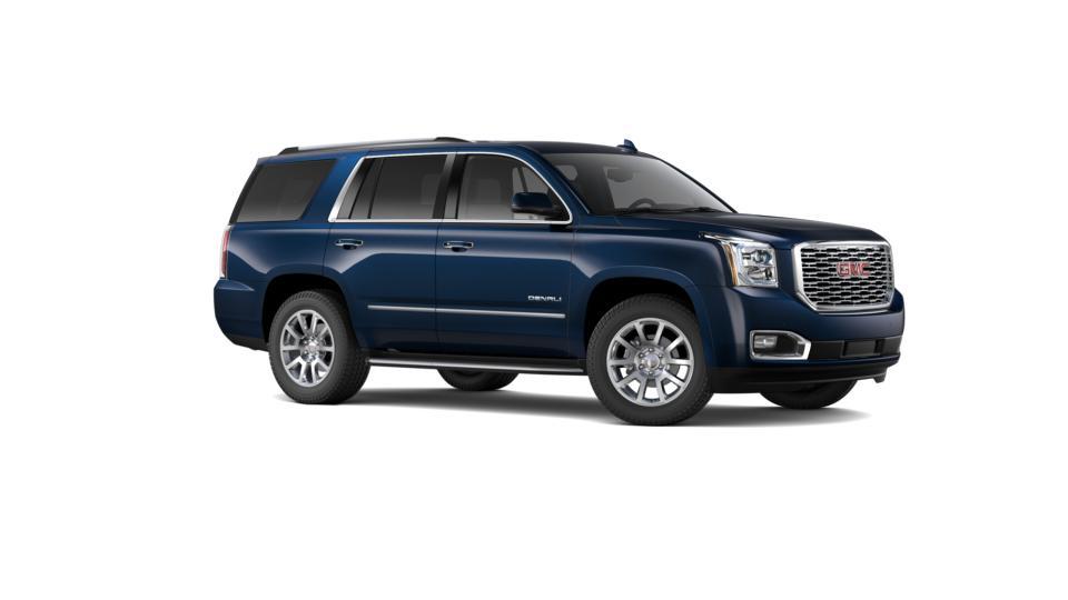 New 2019 GMC Yukon in Dark Sapphire Blue Metallic for Sale ...